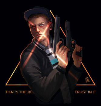 Kingsman: That's the doubt and that's the trust in by MisterLIAR