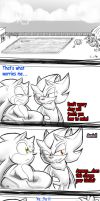 .:How to Convence Sonic How to Swim:. by PhoenixSAlover