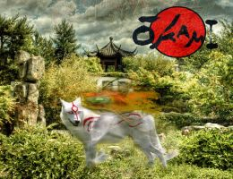 Okami by AnxietyPatient