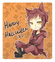 Happy Halloween '12 by Sandy-kun