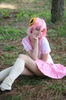Thinking of Eiri Yuki by AliceCosplay