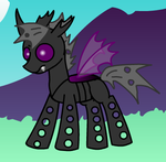 Changeling Adoptable CLOSED by Frollopocalypse