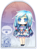 [CLOSED] Adoptable Giveaway by Taivasora
