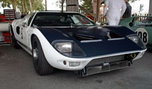Ford GT40 prototype 2 by smevcars