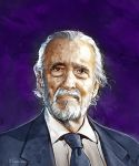 Sir Christopher Frank Carandini Lee by bcimesa