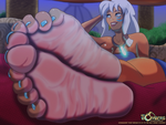 Heart and Sole of Atlantis... by Sir-Bombers