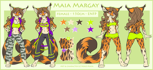 Maia 2014 Reference by Neotheta