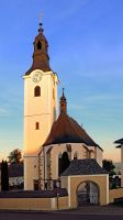 The village church of Sankt Oswald bei Haslach by patrickjobst
