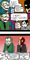 BATMAN: APPLES TO APPLES PT 16 by Lascaux