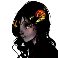 Doodle of Aradia by naanan