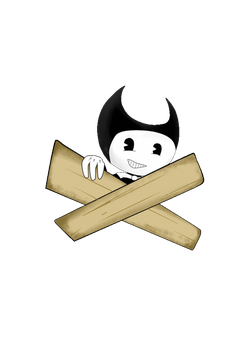Hey hey,... (Bendy and the Ink Machine) GIF by Applesauce006