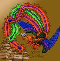 Chinese Style Pheonix by crazyjoe48