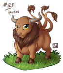 128 - Tauros by Electrical-Socket
