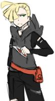 Gladion by BananaConductor