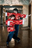 [Ranma] As a Chinese Dance by NightNike