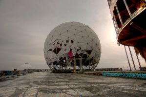Cold War: Der Teufelsberg by GobboE