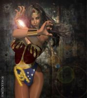 Classic WW by Poserhobbit by MasterOfZen
