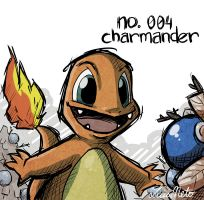 Charmander Warmup by Spidersaiyan