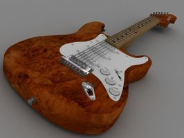 guitar brazil by musth