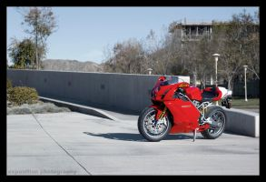 Ducati 999s by CrazyDrummer4562