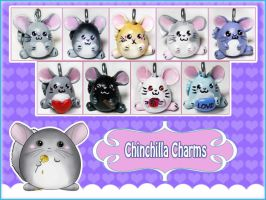 Chinchilla Charms by bapity88