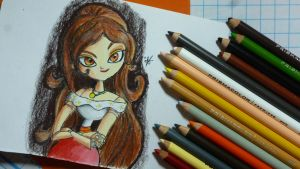 Maria (The Book of Life) by vicockart