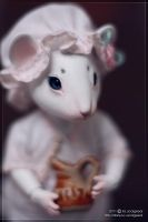 Manuna mouse closeup by scargeear