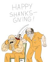 Happy Shanksgiving by cmbarnes