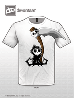 Lil Reaper Shirt by FOE-Studios