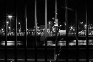11PM At The Docks by ejburnsphotography