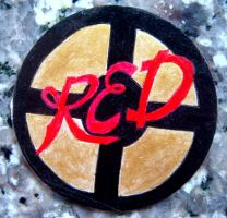 RED Team Fortress 2 Magnet by RidiculousRandomHero