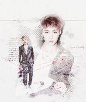 [Graphic] Zhang Yi Xing by TrangMelody