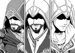 AC - Ezio era by Mintonia