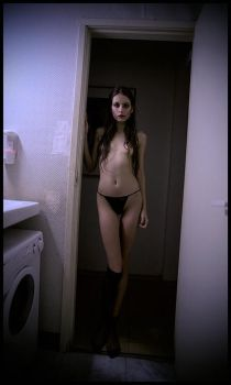Toilet glamour by photoport