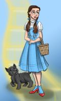 Dorothy by kuabci