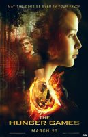 The Hunger Games Poster 2 by AnaB