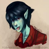 Marshall Lee by Rosana127