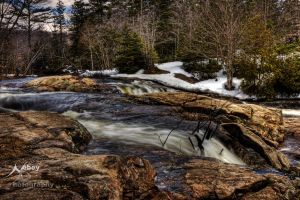 HDR Spring Runoff by Nebey