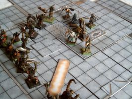 Dungeon Tiles by BraveSirKevin