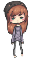 Pixel cheeb by Dowlie