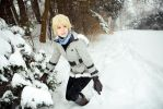 Sherry Birkin in Edonia by straywind