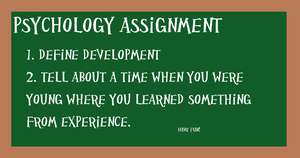 PI Psychology Assignment 3 by kast43