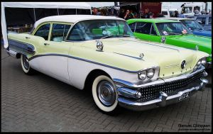 1958 Buick  Special by compaan-art