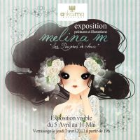 Exhibition's flyer by melina-m