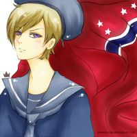 APH: Norway Final Print by SinEngraved