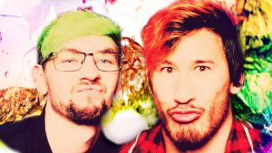 Septiplier DuckFace by darkPegasista by PONYdBRONY