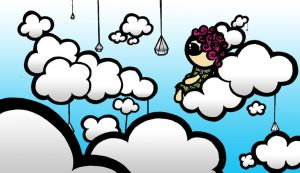Lucy in the Sky with Diamonds by elar