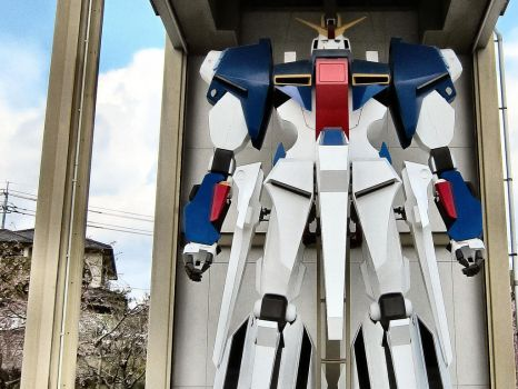 Mobile Suit Zeta Gundam by stainlessproduct