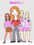 Macyblu Mean girls by numero-5