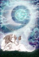 Druid Love World of Warcraft by mosskm01